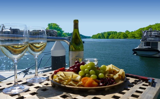 The Vaal River Meander Wine Route